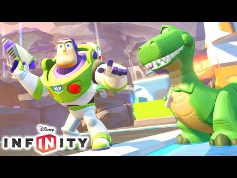 Disney Infinity 1.0 Play Set Toy Story No Espaço #4 Dublado em Português