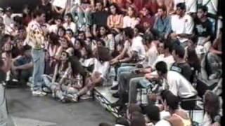 Punks Carniça A.B.C . Paulista e Banda Subviventes no Programa Livre 1993