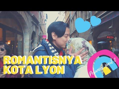 RogerChika - Romantisnya Kota Lyon! Perancis, Part 2
