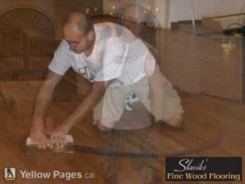 Slaviks Fine Wood Flooring Youtube