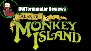 Review - Tales of Monkey Island