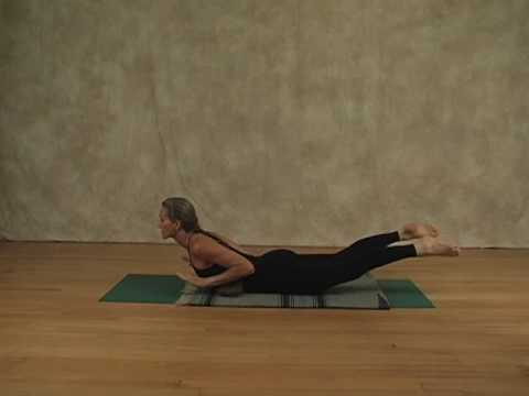 A Yoga Pilates Pactice DVD trailer