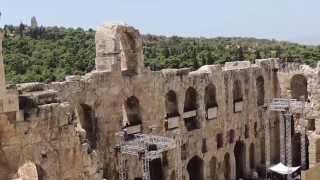 Греция. Афины. Июль 2014 года.(2-4 июля Т.Н Микушина посетила город Афины, столицу Греции. Видео содержит несколько фрагментов пребывания..., 2014-07-06T16:30:40.000Z)