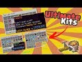 Enchulame el Server | UltimateKits - Minecraft Kits Without Limits | #248