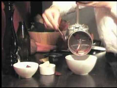 Küchen Minna Kochstudio Rote Beete Salat