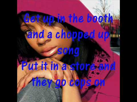 AVRIL LAVINGE & LIL MAMA - GIRLFRIEND LYRICS