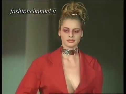 """Joe Casely Hayford"" Autumn Winter 1991 1992 London 3 of 3 Pret a Porter Woman by FashionChannel"