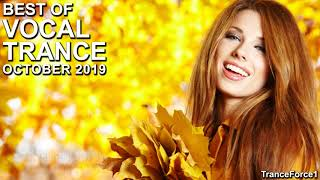BEST OF VOCAL TRANCE MIX (October 2019)