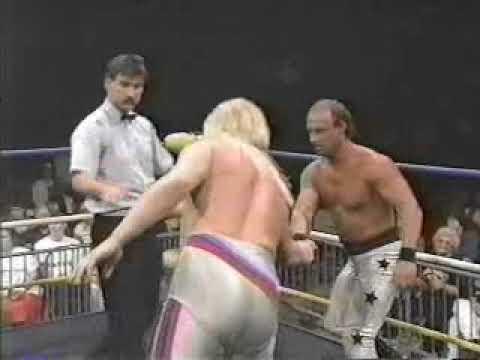 SN 4/28/90 Midnight Express vs Rockin' Rebel & Rick Ryder