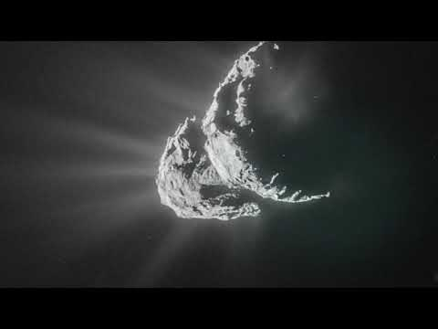 Confirmed: Comet Dust Tail is Electrically Charged | Space News
