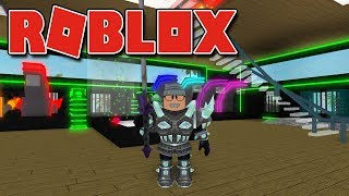 ROBLOX-NEW UPDATE at the FACTORY (Blood Moon Tycoon)