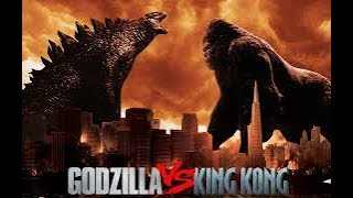 GODZILLA VS KONG ANIMATION TRAILER