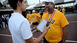 Highland Park Tennis Coach Dan Holden Interview