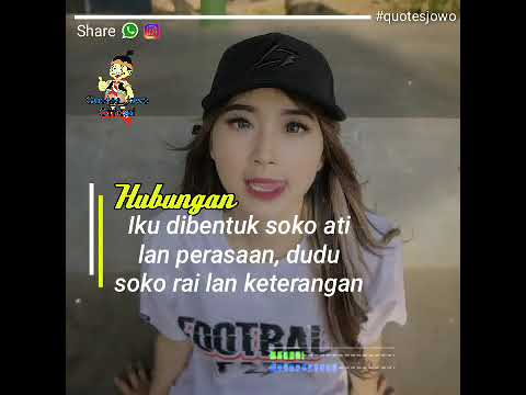 Quotes Literasi Quotes Jowo Bucin Quotesjowoofficial Youtube