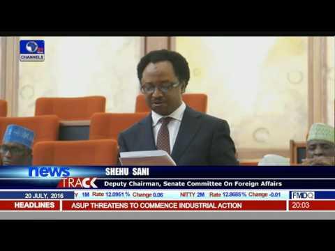 Senate To Begin Screening Of Ambassadorial Nominees