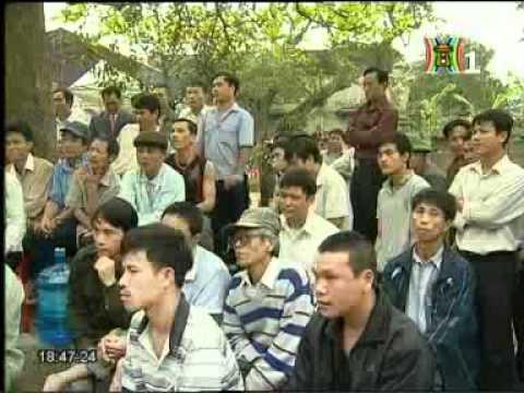 Vụ đòi đất tại Phú Xuyên, Hà Nội