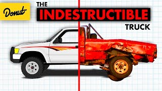 Toyota PICKUP Truck  The Science EXPLAINED