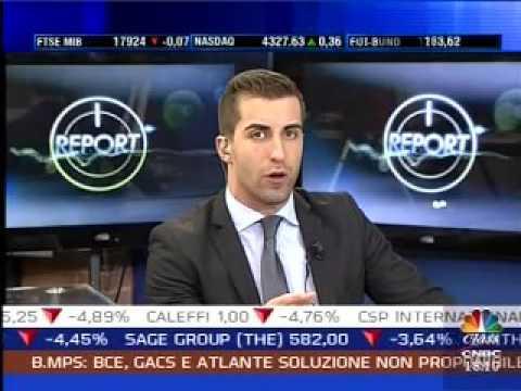 Class Cnbc - TG Report - Intervista ad Enrico Holzmiller