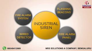 Alarms and Sirens by NRS Solutions A Company, Bengaluru