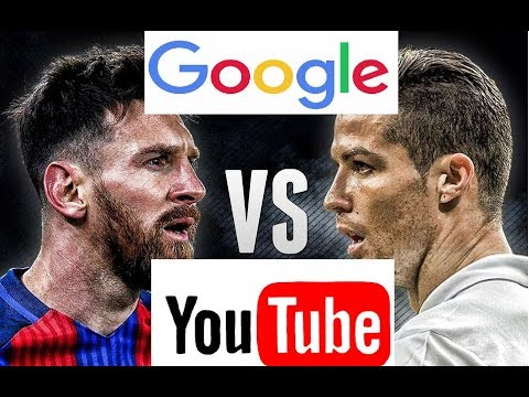 [Compare] What Youtube think about Messi & Ronaldo Diving skills