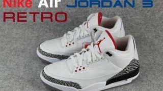 Обзор Nike Air Jordan 3 Retro - очень даже не плохие кроссовки за свою цену из Китая (Taobao)(Обзор Nike Air Jordan 3 Retro - очень даже не плохие кроссовки за свою цену из Китая (Taobao) Предназначение: баскетбольны..., 2013-09-30T16:35:32.000Z)