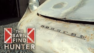 1 of 1 handmade Porsche coupe, Model T Fords, and some old Hondas  | Barn Find Hunter - Ep. 41