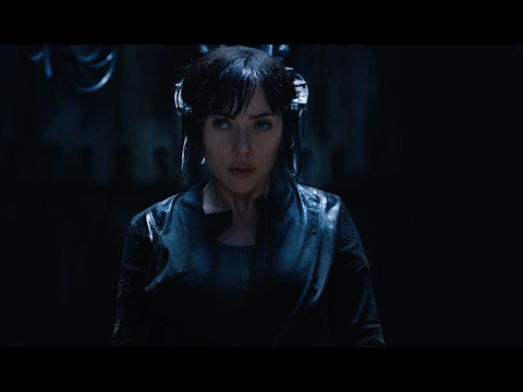 GHOST IN THE SHELL   Official Trailer #2   2017 HD, Scarlett Johansson