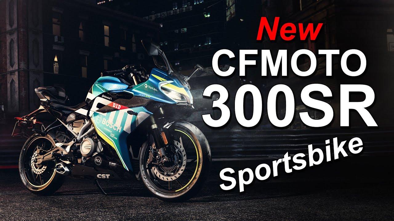 CF MOTO 300SR 2020 (NEW) - Motobikes
