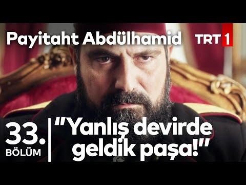 "Payitaht ""Abdülhamid"" 33. Bölüm - Abdülhamid'in rus elçisini kovması"