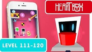 Official Heart Box Walkthrough Level 111-120