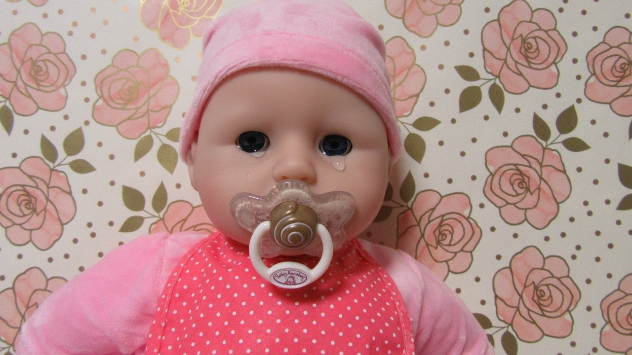 Zapf Creations Baby Annabell Doll Unboxing Baby Doll