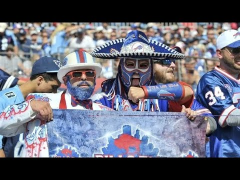 Remembering Pancho Billa Buffalo Bills super fan