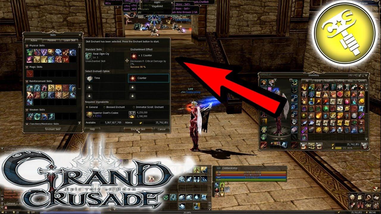 Lineage 2 Grand Crusade