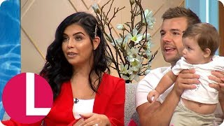 Love Island Winners Cara and Nathan Are Planning for Their Son to Enter the Villa! | Lorraine