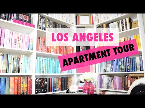 Los Angeles Apartment Tour!
