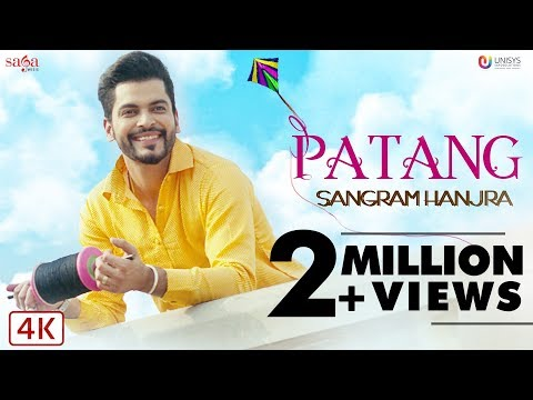 Patang (Full Video) | Sangram Hanjra | New Punjabi Song 2017 | Saga Music