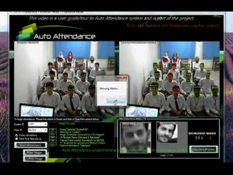3-Attendance Marking as Instrutor part 1-(Auto Attendance Using Face Recognition)