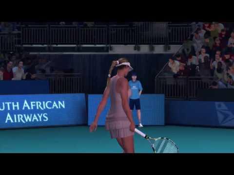 Cyber Tenis 1 WOMAN