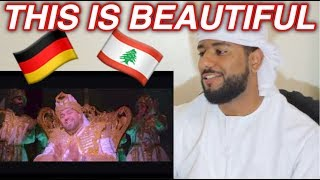 ARAB REACTING TO GERMAN SONG BY Moe Phoenix - MAMA BABA **UNEXPECTED**