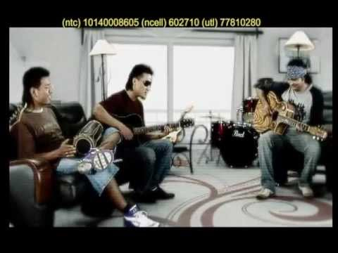 Mt. 8848 - Churi Phool  (Nepali Music Video)