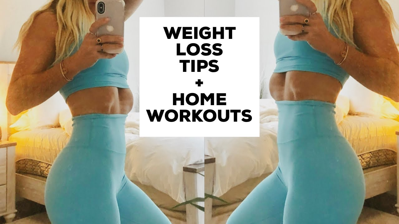 <div>How To Lose Weight FAST // Weight Loss Tips & Home Workouts</div>