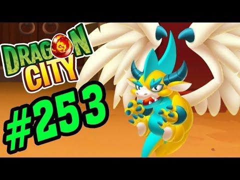 Dragon City Game Mobile - Wingspan Dragon Đôi Cánh Khổng Lồ  - Game Nông Trại Rồng #253