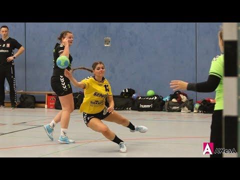 Spitzenspiel: HO-Handball - HSG Nienburg