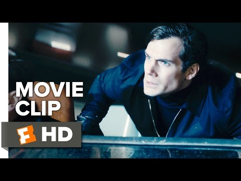The Man from U.N.C.L.E Movie CLIP - Watch Me Work - Henry Cavill, Armie Hammer Movie HD
