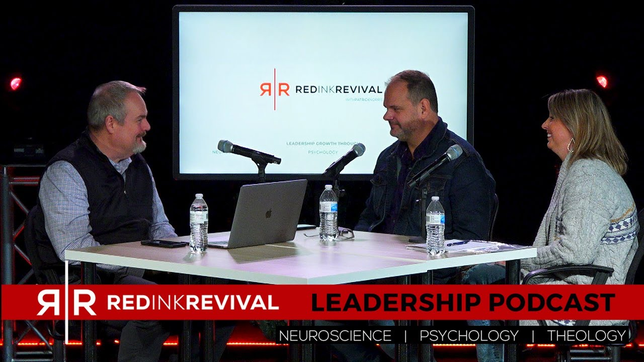 47. THE THERAPISTS-Rick and Christine Presley-Living and Leading Through the Gift of Differentiation