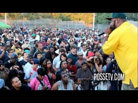 Sean Price - Performs In Brownsville Bk 2012 HD