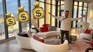 millionaire-tech-mogul-s-insane-bachelor-pad-and-garage