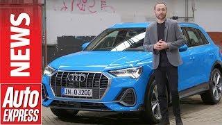 New Audi Q3 2018: slickest small SUV on sale?   In-depth walk-around