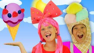 Мороженое | Песни для детей Чух Чух ТВ