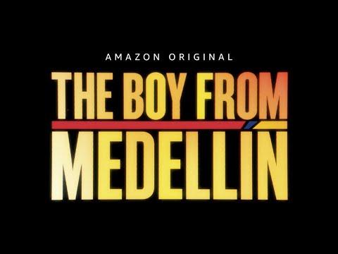 THE BOY FROM MEDELLIN - TRAILER UFFICIALE | AMAZON PRIME VIDEO